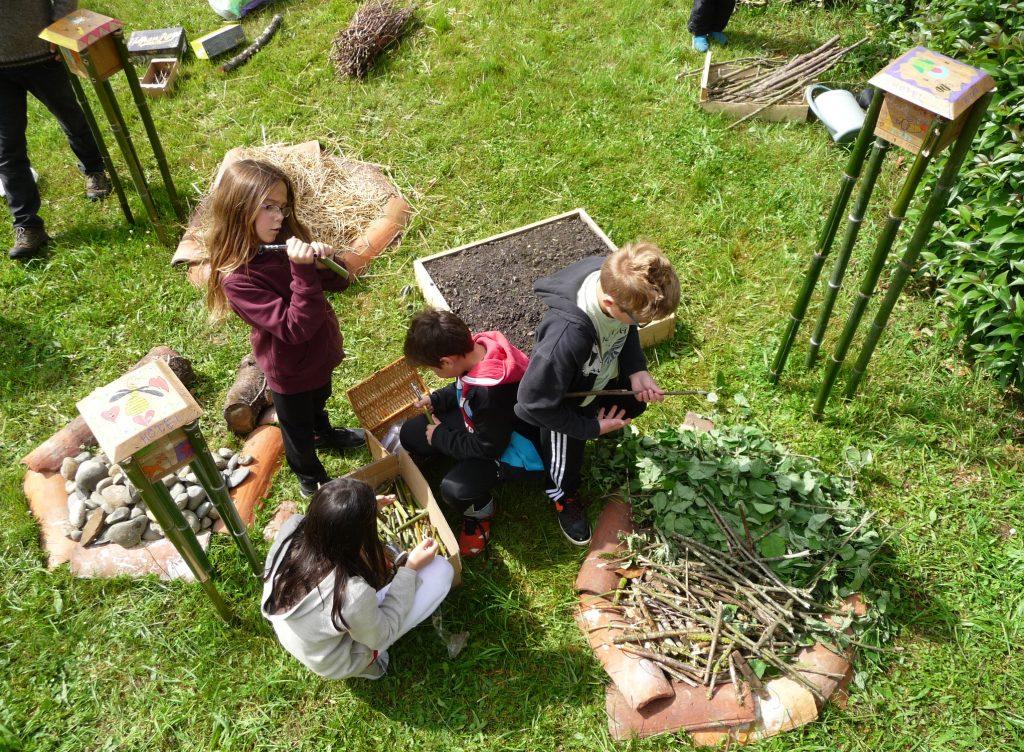 Nos amis du jardin les auxiliaires artpiculture for Au jardin by les amis